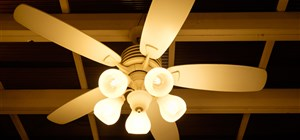 Top 3 Reasons To Replace Your Ceiling Fan