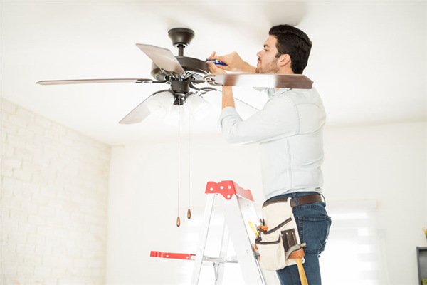Why Hire Someone To Replace Your Ceiling Fan