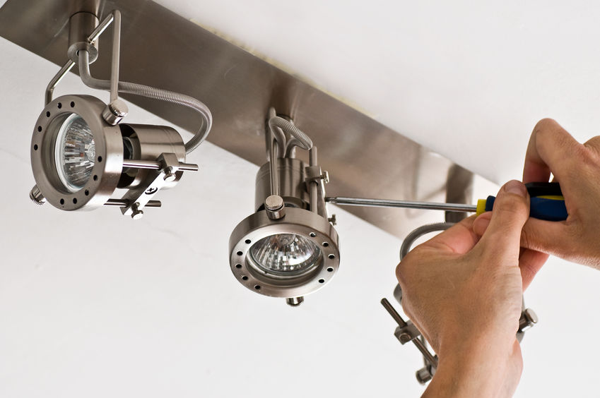 Let Harrison Electric Install Your New Lighting