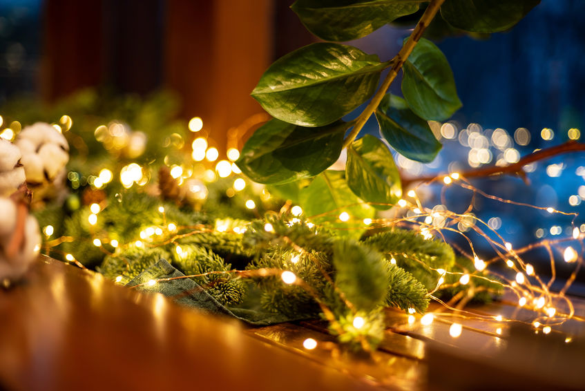 Avoid a Christmas Catastrophe: Decorative Lighting Safety Tips