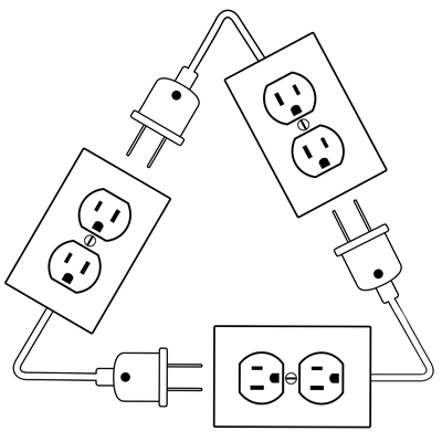 Replacing Outlets: Old Ones and New Ones, or if You Just Need More