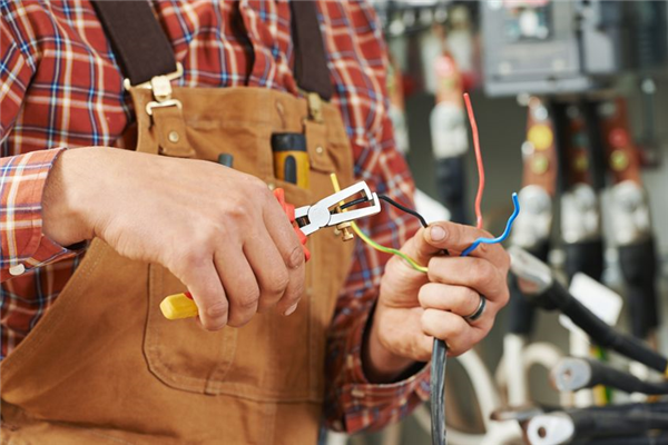The Full Service Electric Contractor