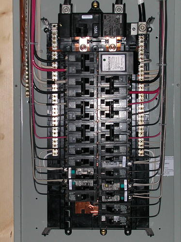 electrical panel service upgrades code compliance twin cities